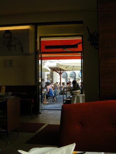 ウイーン、ブダペスト初夏の一人旅(23)~ウイーンの街歩き、CAFE KORBのウインナーシュニッツェル~