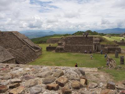 2013 魅力満載メキシコ旅行 その3(モンテ・アルバン、ミトラ&オアハカその2編)