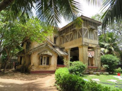 コロンボ植民地時代の名建築探訪(続)