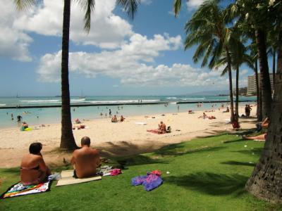 初めてのハワイ(オアフ島・ホノルル) VOL 1