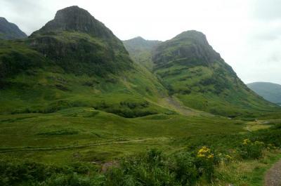 団塊夫婦の世界一周絶景の旅2013年・ヨーロッパ編−スコットランドドライブ紀行(1):湖水地方からグレンコーへ