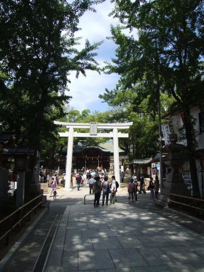 東大阪・石切劔箭神社へ参詣!