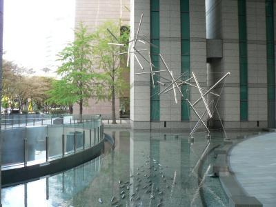 日本の旅 関西を歩く 大阪市、ハービスOSAKA、ホテルモントレ、ニコンプラザ大阪周辺