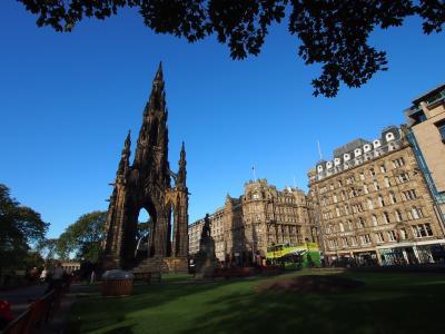2013 スコットランドの旅・その1 ~エジンバラを歩く~