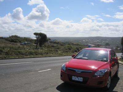 オーストラリア★ドライブ旅行 2011②(メルボルン~グレートオーシャンロード)