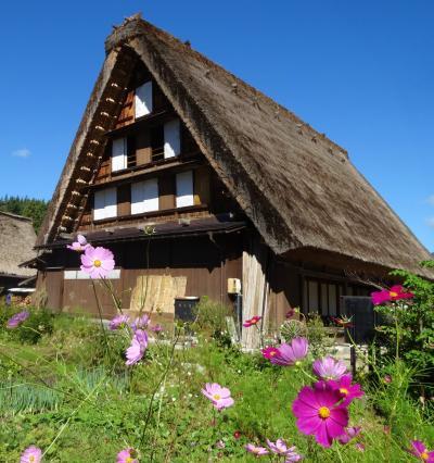 2013'年上高地の風景から白川郷・下呂温泉・高山ぶらり傷心旅