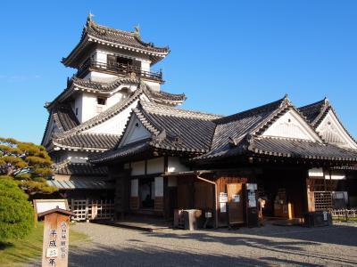 日本100名城めぐり(2)-四国編-