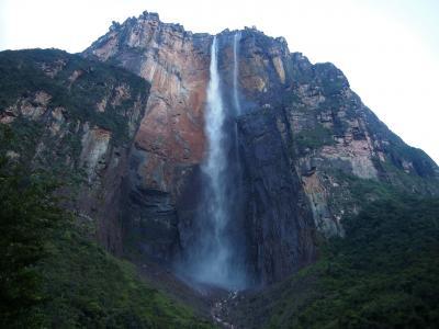 2013ベネズエラ・コロンビア・エクアドル3カ国旅行2 エンジェルフォールツアー編