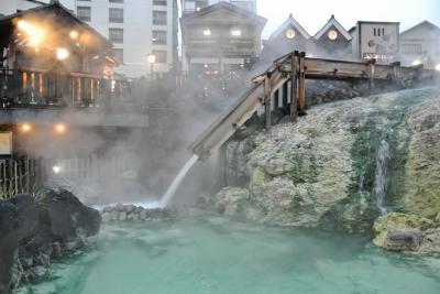 草津温泉&珍宝館の旅