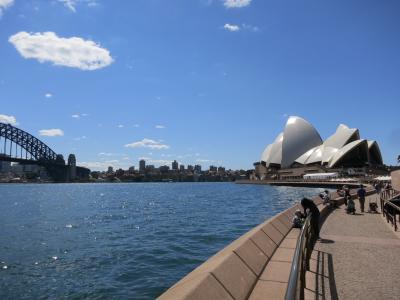 2013シドニー街だけ歩き3泊4日の旅