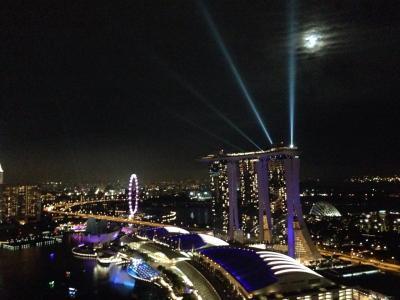 今年4回目のシンガポールへ