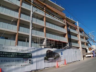 戸塚駅周辺のマンション開発