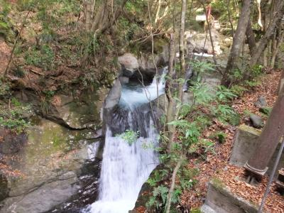 河津七滝を見て、伊豆高原で1泊