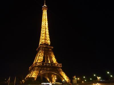 THE観光都市@パリ <海外女一人旅第3弾>