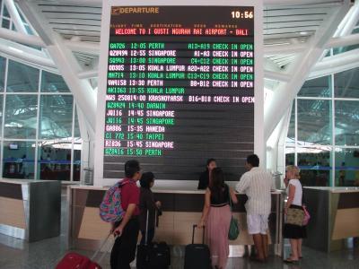 JL-CX-MHでアジア周遊+ターボジェットでマカオに寄り道④ マレーシア航空でバリがらバンコク