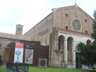 パドヴァ スクロヴェーニ礼拝堂・ジョットーのフレスコ画