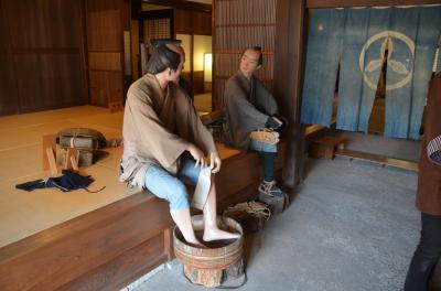 旧東海道 岡部宿の散策
