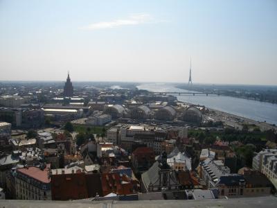 夏のバルト三国&ヘルシンキ 4カ国を巡る旅<その5> リガ(ラトビア)