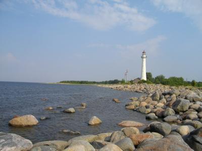 夏のバルト三国&ヘルシンキ 4カ国を巡る旅<その7> キフヌ島(エストニア)