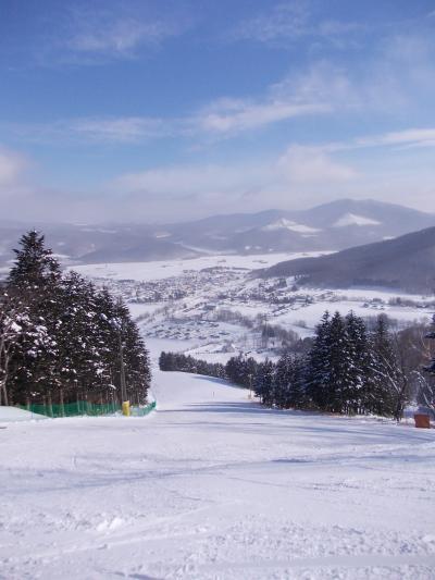 2014年 冬の北海道スノボと温泉 (2) ~南富良野、占冠~