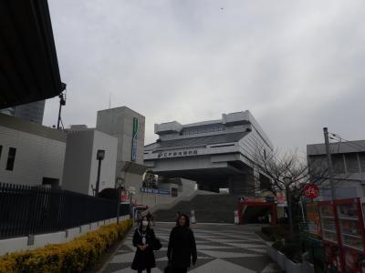 江戸東京博物館で大浮世絵展観賞