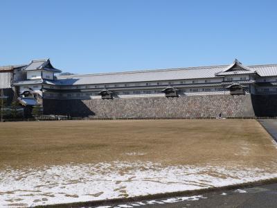 2014年の初旅行は金沢へ 北国の街の食べ&歩き旅行