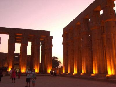 エジプト縦断 女一人旅◎ナイルを伝って地中海からスーダン国境まで⑤ルクソール編