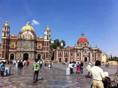 2014 02 メキシコ 5世界遺産10泊の旅メキシコシテイ