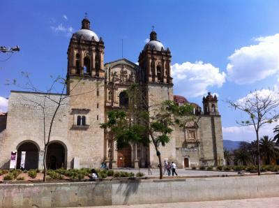 2014 02 メキシコ 5世界遺産10泊の旅 オアハカ