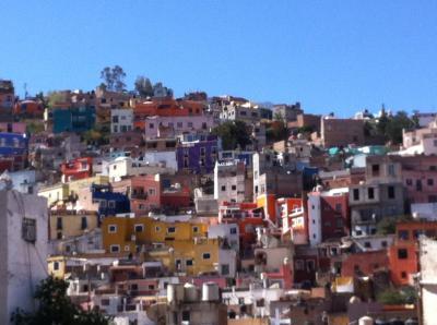 2014 02 メキシコ 5世界遺産10泊の旅 グアナファト
