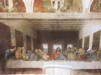 2度目のイタリアに再び魅せられて・・・出発からミラノ編  最後の晩餐の鑑賞に心躍らせて