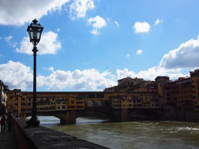 2度目のイタリアに再び魅せられて・・・フィレンツェでは丸1日ツアーを離団して1人自由に街歩き♪  ~午前中編~