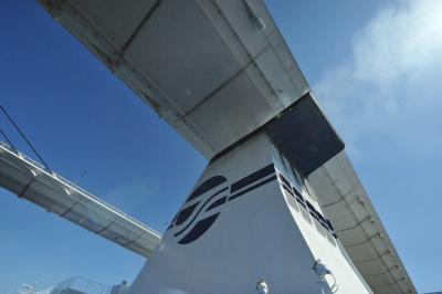 夏休みは往復フェリーで新日本海フェリー新造船と豪華な太平洋フェリーでボーッと