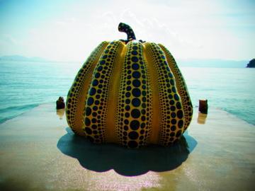 四国の旅 *1 かぼちゃに会いにゆく