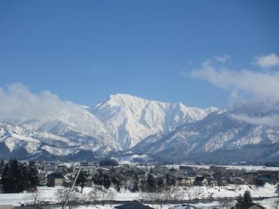 新幹線で行く、月岡温泉の旅