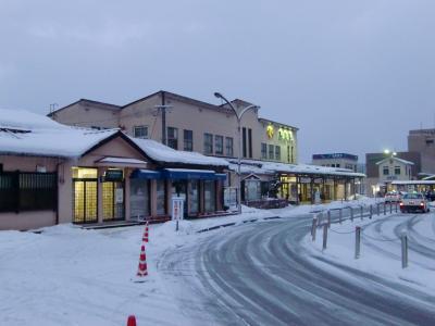 2012年 真冬の高山~新穂高を歩いてみた