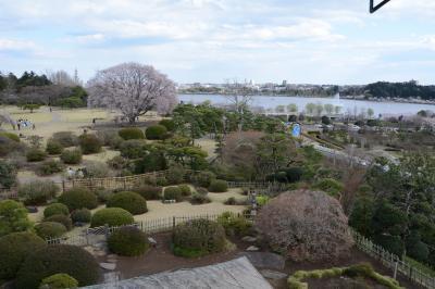 2014年4月土浦・水戸・鹿島・成田2(水戸偕楽園・鹿島神宮)