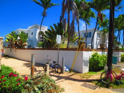 ANA&UA特典ファーストクラスで行くハワイ5日間~ラニカイの小路巡り!Ocean Access 3(3本目の小路)