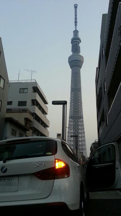 2013年 奈良⇔東京 車で娘と二人旅