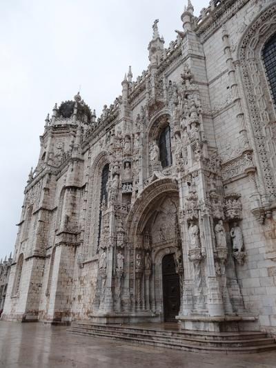 たび ポルトガル リスボン散策 ベレン地区