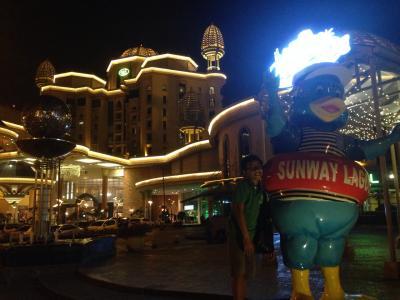 マレーシア・サンウェイラグーンな旅#1