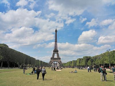 夫婦で初めての海外旅行 in France ② フランス1日目 Macon