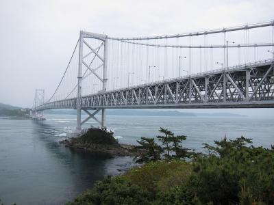 2014GW・徳島~香川~倉敷~竹田城跡の旅 1