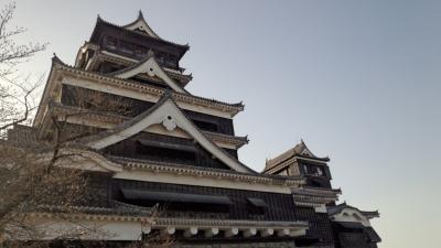 黒川・阿蘇・熊本城二泊三日の旅②