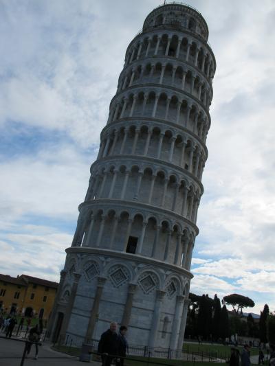 満喫イタリアの旅 4日目  ピサからフィレンツェへ