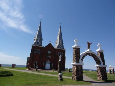 2014年母と娘のカナダ東海岸ー6日目・プリンスエドワード島観光