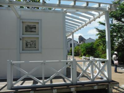 早稲田夏目坂から漱石山房跡(漱石公園)へ ―「硝子戸の中」―