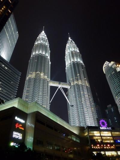 2014 Singapore~Kuala Lumpur ローコストの旅再び(クアラルンプール編)