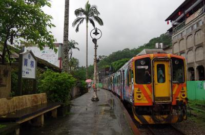 3泊4日、台湾一周駆け足の旅 <その4~雨の平渓線、九分、つかの間の台北>