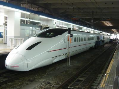 2011夏 九州家族電車旅 (大分・熊本・福岡・山口) 【3】熊本・博多